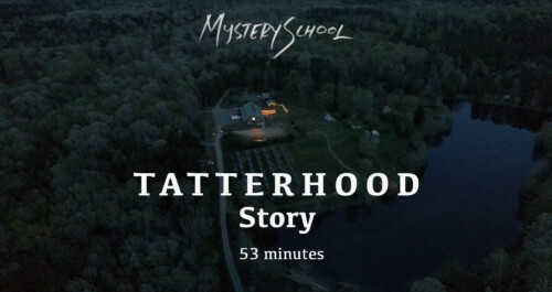 Tatterhood Story by Martin Shaw