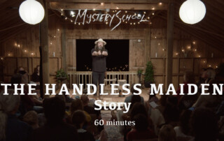 The Handless Maiden Story by Martin Shaw