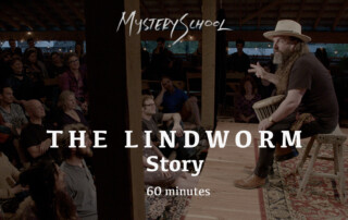 The Lindworm Story by Martin Shaw