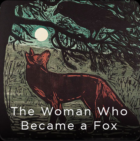 The women who become a fox