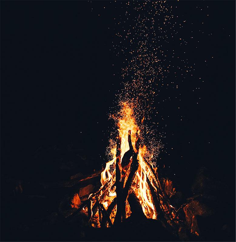fire storyteller